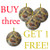 Nativity Icon Ceramic Ornaments:  Buy 3 Get 1 Free!