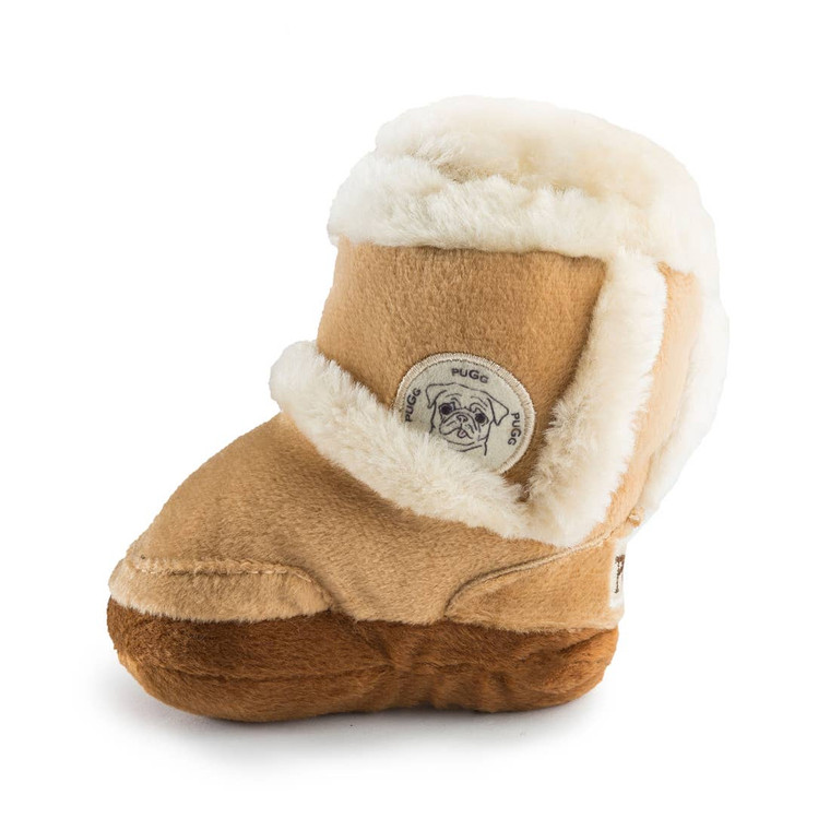 Pugg Boot Dog Toy