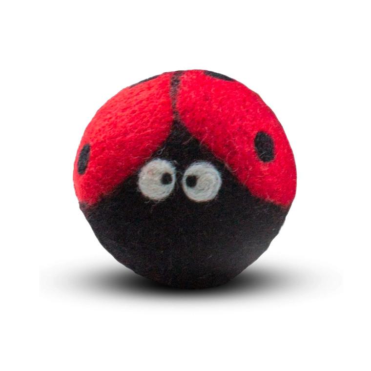 Dryer Ball-Ladybug
