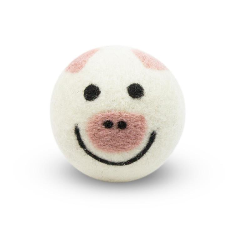 Dryer Ball-Piggy