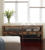 Angora Reclaimed Wood Rustic TV Media Console