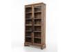 Angora Reclaimed Wood Camino Curio Cabinet
