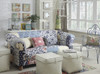 Chesterfield Patchwork Sofa