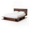 Bonnie Reclaimed Wood Queen Platform Bed