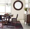 Max Rustic Solid Wood Dining Room Table 84""