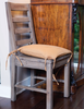 parson dining room chairs with ladder back