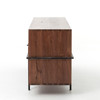 Carson Industrial Reclaimed Wood Media Dresser