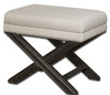 Viera Small Upholstered Bench