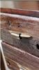 Mitchell Rustic Wood Desk
