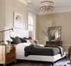 Metropolitan upholstered king beds