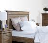 Sierra Settler Reclaimed Wood Queen Size Platform Beds