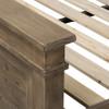Sierra Reclaimed Wood King Size Platform Bed