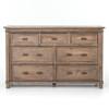 Sierra Rustic Solid Reclaimed Wood Dresser