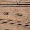 Sierra Rustic Solid Reclaimed Wood Double Dresser