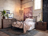 Sierra Rustic Solid Reclaimed Wood Bedroom Dresser