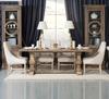 Kingdom rectangular trestle Dining tables