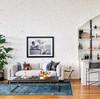 Grammercy Modern Linen Upholstered Sofa