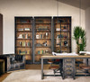 Industrial Loft Architect Office Work Table