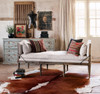 Allison Chaise-Harbor Natural Upholstery