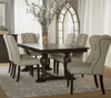 Maison Tufted Wing host and hostess Dining Chair