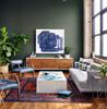 Dylan Mid-Century Modern Tufted Sofa