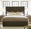 King Panel Beds, Espresso Hollywood Hills