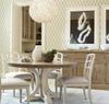 French Modern Light Wood 4 Door Buffet Sideboards