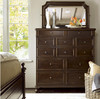 Proximity Cherry Wood Dressing Chest of Drawers