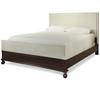 Universal Proximity Queen Upholstered Panel Bed