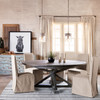 VCID-17-55,CINTRA EXTENSION DINING TABLE