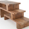 Ferris Reclaimed Wood Modular Nesting Console Table