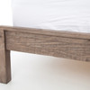 Parsons Reclaimed Wood Queen Platform Bed