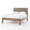 Parsons Reclaimed Wood Queen Platform Bed