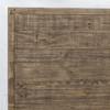 Parsons Reclaimed Wood Queen Platform Bed- Panel Headboard