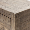 Parsons Reclaimed Wood 7 Drawers Dresser