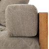 Ranger Industrial Loft Reclaimed Wood Sofa