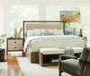 Universal Synchronicity Mid-Century Modern Queen Bed