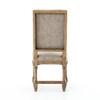 Ashton Jute Upholstered High-Back Dining Chair