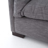 Westworld Loft Gray Silver Lounge Sofa