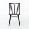 Windsor Dining Chair - Black Oak