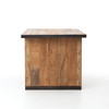 Bickham Reclaimed Wood Rustic Kitchen Island
