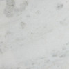 """French Industrial White Marble Round Dining Table 48"""""""