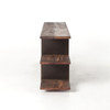 Kane Reclaimed Wood + Bronze Iron Console Table