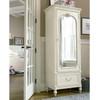 Rosalie Kids Bedroom Armoire - White