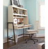 #MyRoom Modern Kids Desk Hutch - White