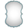 Uttermost Nicola Light Blue Mirror