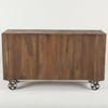 Brooklyn Industrial Loft 6 Drawer Dresser