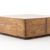 DUNCAN COFFEE TABLE-RECLAIMED FRUITWOOD - Harmon- IHRM-068