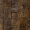 "Barton Iron Frame + Slab Wood Console Table 54"""