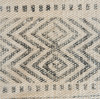 flat weave hand knotted rug